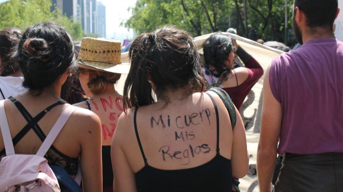 The Establishment: Mexican Women Take To Twitter And The Streets To Protest Gender Violence